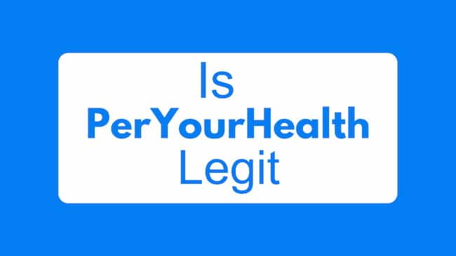 is peryourhealth legit